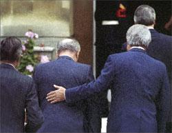 Президента СССР Горбачёва умело вели в нужном направлении; РИА «Новости»
