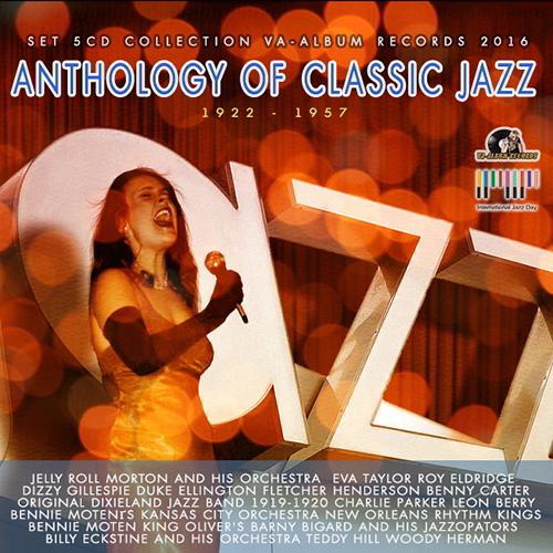 VA  -  Anthology  Of  Classic  Jazz